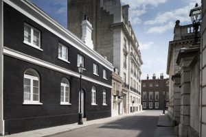 waltonwagner, Cleveland Court in St James's London,With the completion of a collection of new-build mews houses in St James's, three leading interior designers each took a house as their canvas. Joanna Wood, Studio Ashby and Fiona Barrett Interiors took up the challenge and created three very different interiors
