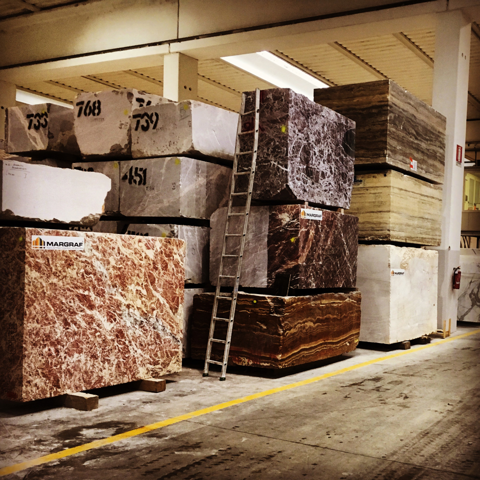 waltonwagnerlondon selecting stone for one of our projects