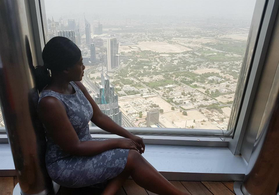 Mary-Diakiese Mabika in Dubai