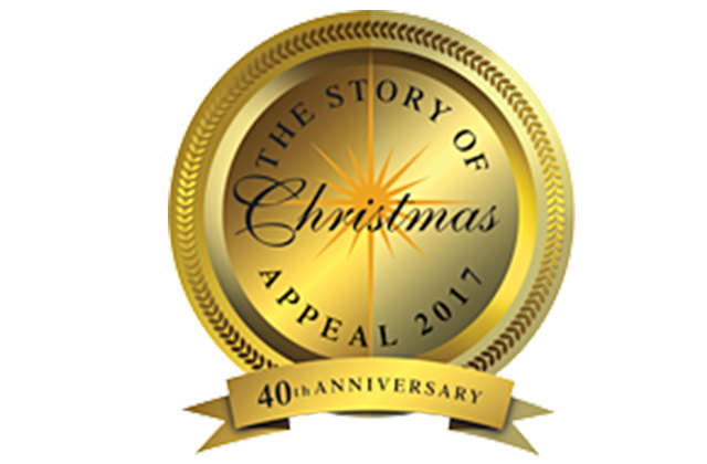 The Story of Christmas Appeal 2017