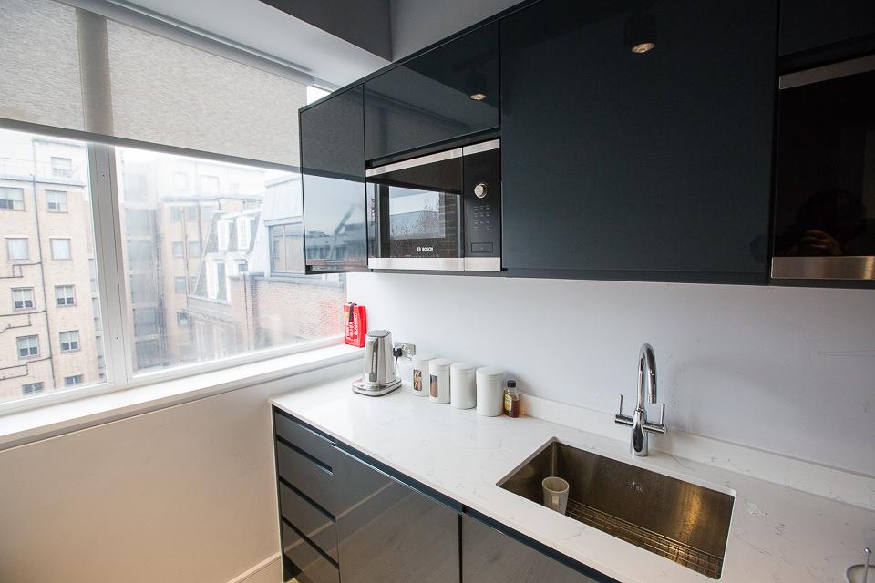 Arlington Street project kitchen