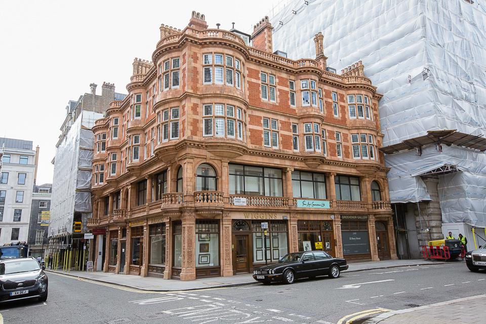 Bury Street exterior