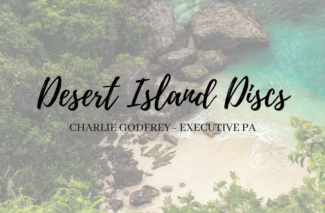 Desert Island Discs with Charlie Godfrey