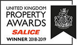 UK Property Awards - badge