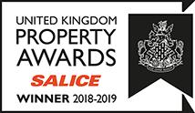 UK Property Awards - badge