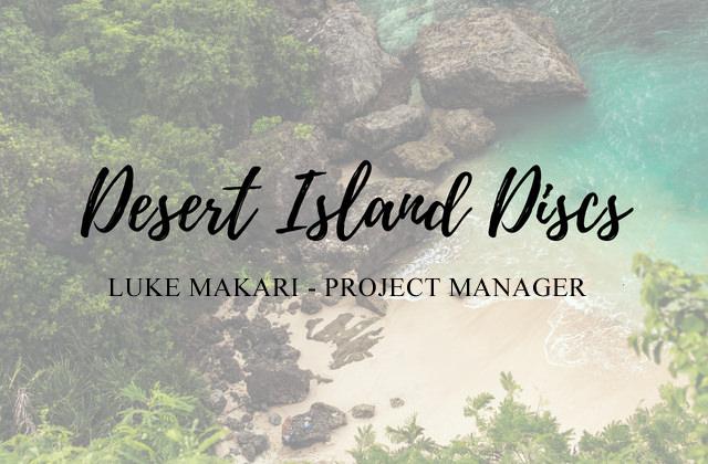 Desert Island Discs - Luke Makari