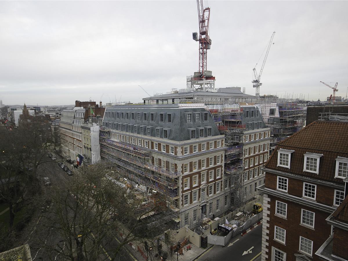 1 Grosvenor Square London