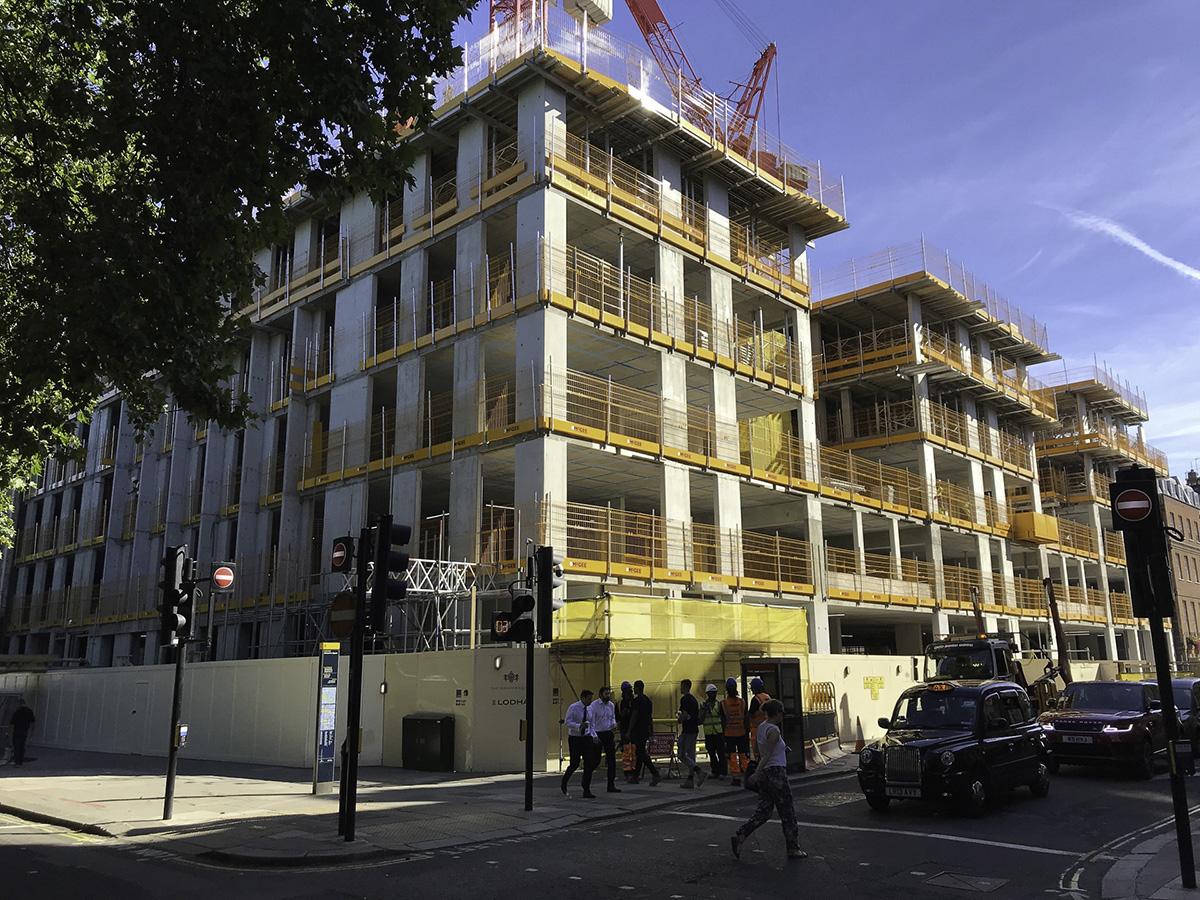 Walton Wagner project management London