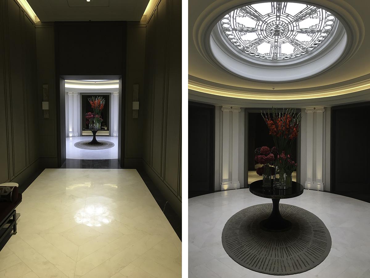 1 Grosvenor Square London - Interior